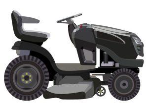 mower tractor image